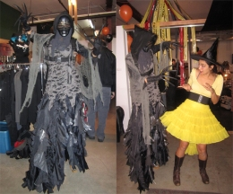 Hala on stilts - Ghoul