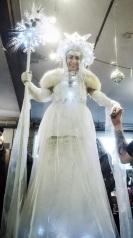 Ice queen crop
